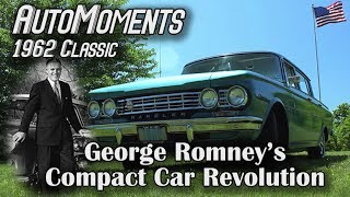 1962 Rambler Classic - George Romney's Compact Car Revolution