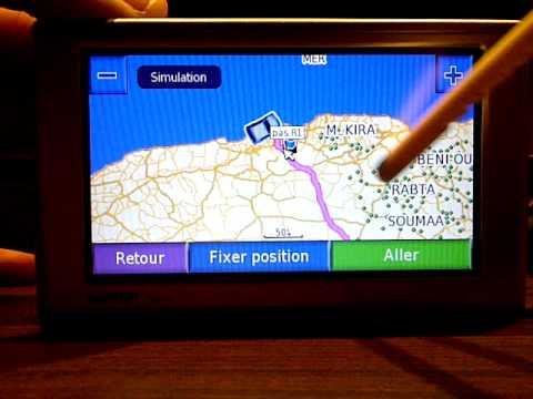le GPS en Algérie par GARMIN ALGERIE 1 .3GP