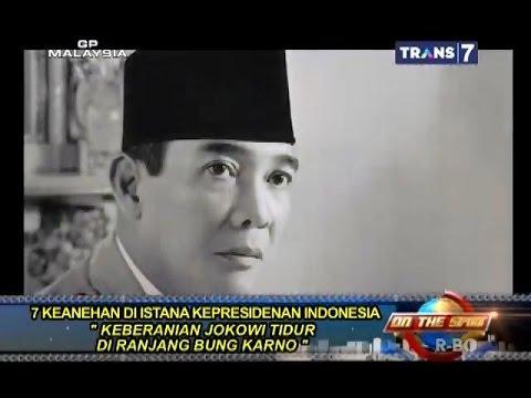 On The Spot - 7 Peristiwa Aneh di Istana Kepresidenan Indonesia