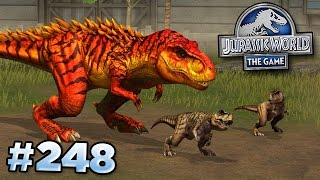 Selling The Babies!! || Jurassic World - The Game - Ep248 HD