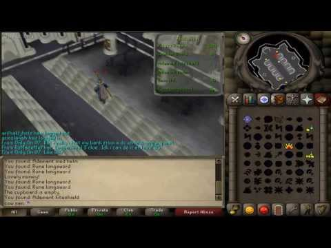 Runescape 2007 Fast MAGE XP -MTA Guide- Mage Training Arena Alch