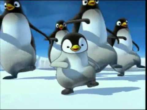 Pigloo le papa pingouin karaok dessin anim youtube - Dessin anime les pingouins ...