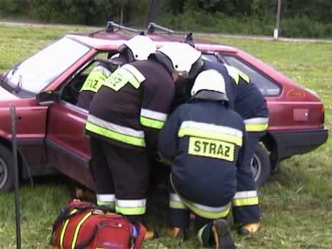 Strażacy Ochotnicy !! Jubileusz 60 lecia O.S.P Chlewiska Wlkp 15.05.2010