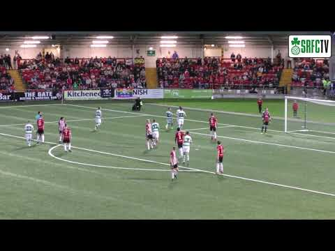Aaron McEneff v Derry City | 16th August 2019