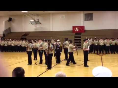 South Aiken High School 2013-2014 Drill Team