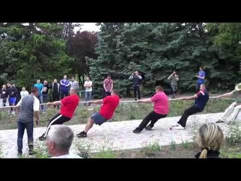 Спортивные игры Одесской области 2017 в пгт Сергеевка