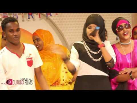 Sacdiyo Siman iyo Mohamed Tobanle Hees cusub (Dhagax Buur) Officiel Video 2017