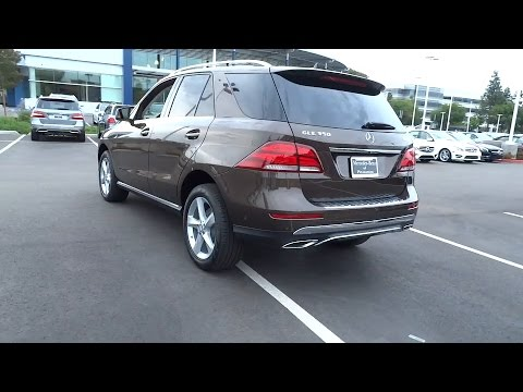 2016 Mercedes-Benz GLE Pleasanton, Walnut Creek, Fremont, San Jose, Livermore, CA 16-1652