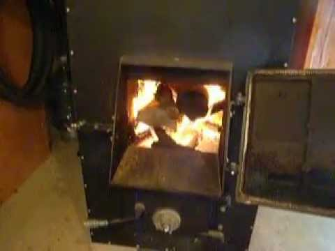 Add-On Wood Burning Furnance / Heating with Wood