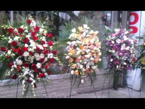 New York Funeral Sprays Standing Florist Decorator Call