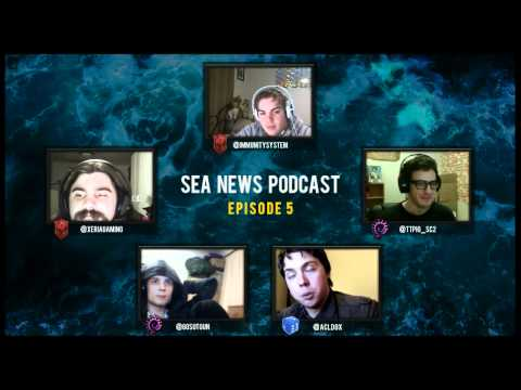 SEA News Podcast - Episode 5: Featuring GoSu.tgun
