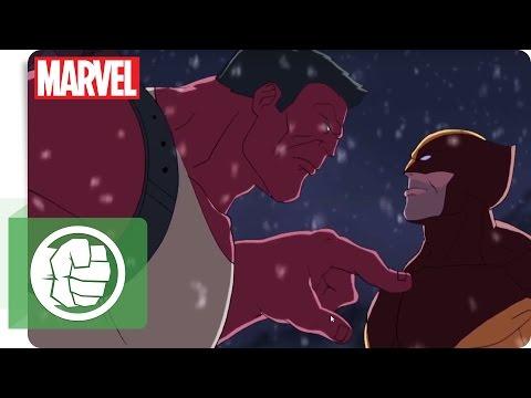 Hulk und das Team S.M.A.S.H. - Der Wendigo Fluch | Marvel HQ Deutschland