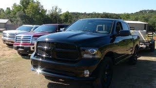 2014 Chevy Silverado vs Ford F-150 vs Ram 1500: Epic V8 0-60 MPH Towing Duel