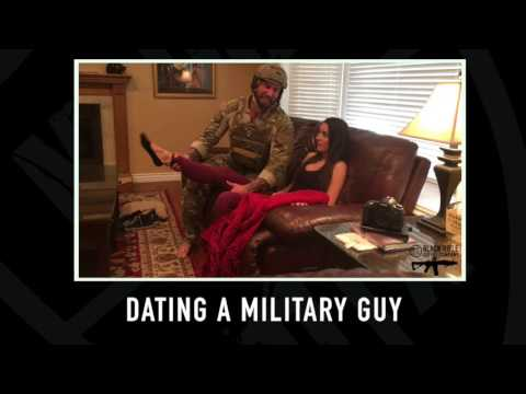 pros and cons of dating an army guy