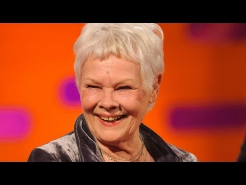 Graham chats with Dame Judi Dench about the new phrase