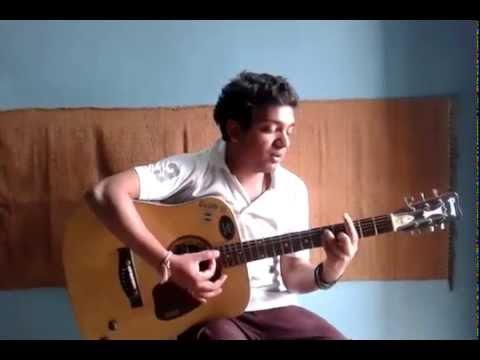 Give Me Some Sunshine ( Saari Umar Hum)  - Guitar Lesson beginners...