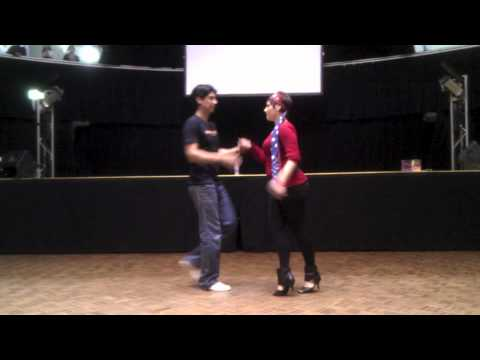 Bachata Moderna - for Toby Love song - SIBF 2011