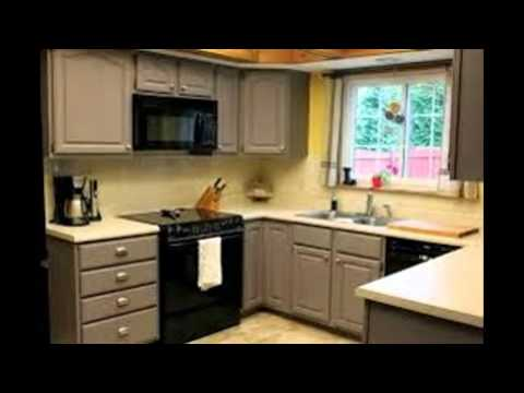 Redoing kitchen cabinets youtube - Refaire cuisine en bois ...