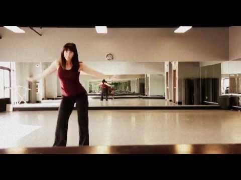 Zumba Bananza (belly dancer) by Akon