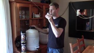 Tasting John Bull 2 Can Kit Experiment by Brewbitz Homebrew Shop