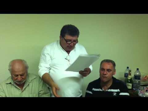 Лев Абрамов - Стихи-пародии (5.11.2012)