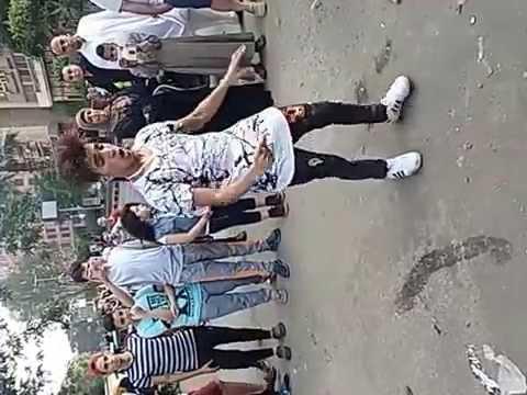 صالح فوكس بعد صلاة العيد في جامعة الدول مهرجان احنا بتوع ربنا 2016 thumbnail