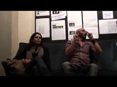 Incontro con Enzo Cosimi, Cantieri Teatrali Koreja 1 novembre 2012