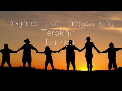 Video Lyrics- Lirik Lagu Edcoustic- Sebiru Hari Ini