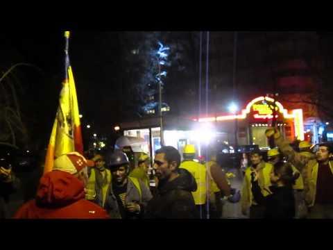 Bucureşti, Proteste paşnice, Ziua 67
