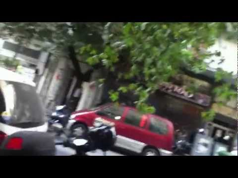 Arrest and Journalist Intimidation at Thessaloniki Intl Trade Fair 2012