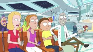 Промо Rick and Morty - Season 2 Episode 8 Rus Рус