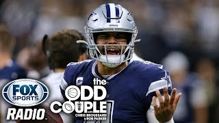 Rob Parker - Dak Prescott is Only Good For Putting Up Fraudulent Numbers Against Bad Teams