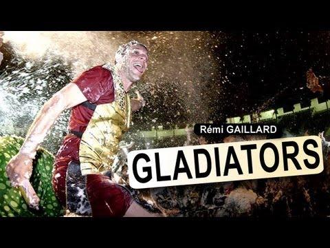 image vidéo Gladiators (Rémi Gaillard)