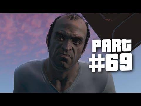 Grand Theft Auto 5 Gameplay Walkthrough Part 69 - The Big Score (GTA 5)