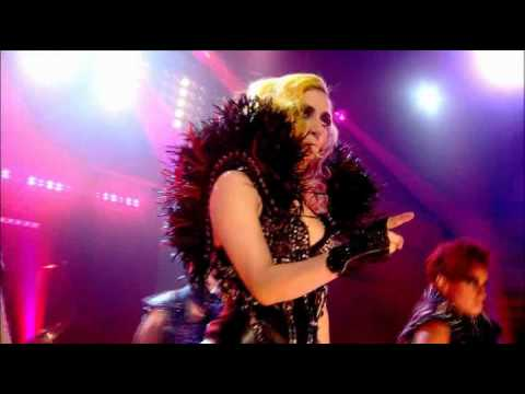 Lady Gaga - Telephone (ft Beyonce) (live) video