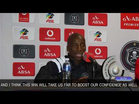 Orlando Pirates midfielder, Musa Nyatama, is confident that 2018 will be a success after dropping points in the first half of the 2017/18 season.