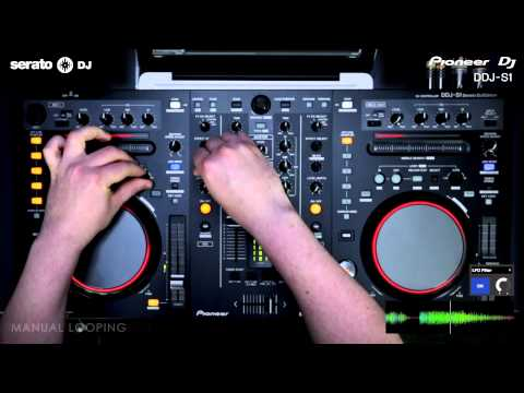 New DDJ-S1 Serato DJ Edition
