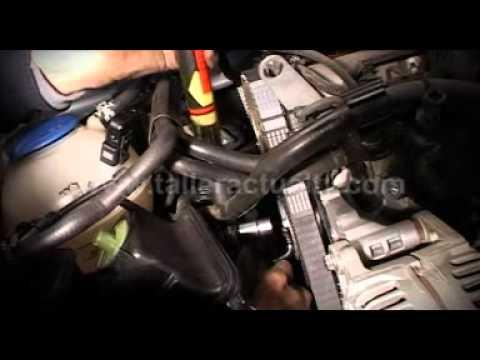 Volkswagen Bora Montaje Distribucion