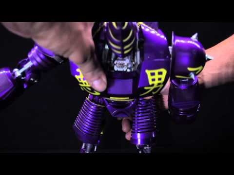THREE A REAL STEEL NOISY BOY REVIEW 1/6