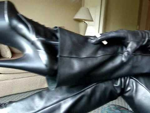 Smoking Leather Mistress III
