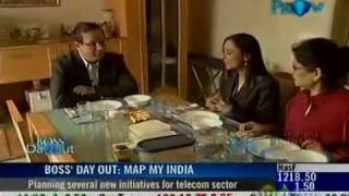Boss' day out_ Rakesh Verma (M.D. MapmyIndia) Part1