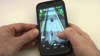 Racing Moto Game Review for Google Android