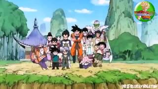 Goku y sus amigos regresan DBZ audio latino
