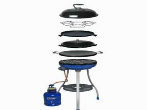 Cadac carri chef 8150 grill deluxe youtube - Cadac safari chef ...