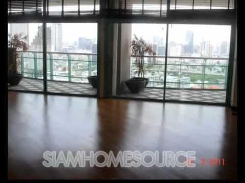 Real Estate for Sale & Rent: Beautiful 3 Bedroom Chao Phraya River View Condo – Bangkok, Thailand