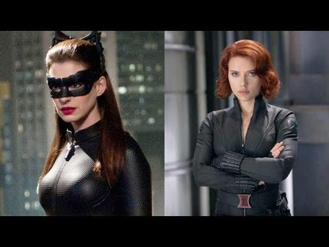 Female Superhero Movies - It's A Wrap!