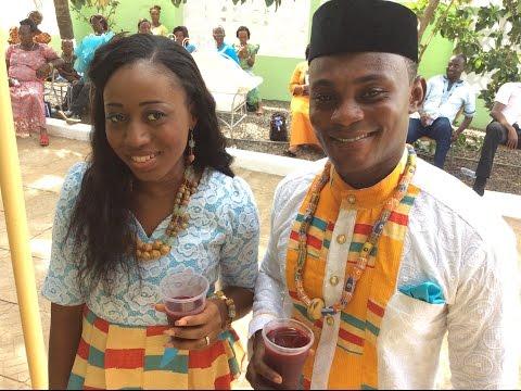 GHANA ENGAGEMENT CEREMONY