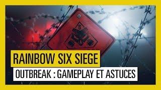 Rainbow Six Siege - Outbreak : Trailer de Gameplay [OFFICIEL] VOSTFR HD