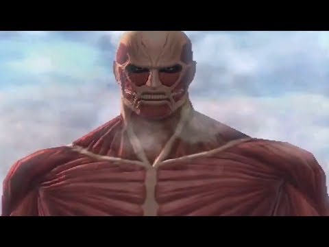 Attack on Titan The Game: 3DS/2DS Gameplay Trailer   'Attack on Titan: Last Wings of Humanity'【HD】