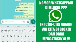 Ciri-Ciri Nomor Whatsapp Diblokir Dan Cara Mengatasinya
